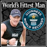 Worlds Fittest Man, Joe Decker, Founder of Gut Check Fitness