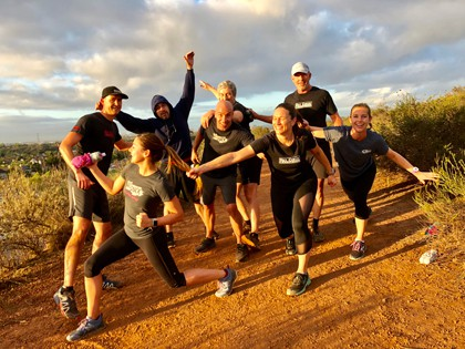 Gut Check Fitness Outdoor Fitness Bootcamp San Diego